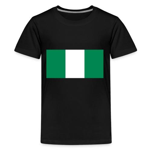 Nigeria - Kids' Premium T-Shirt