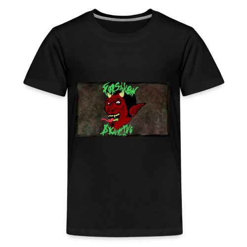 Forsaken Skating - Kids' Premium T-Shirt