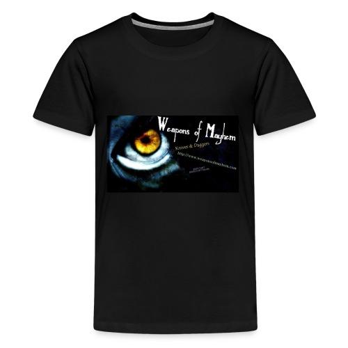 Mayhem Eye Shirt - Kids' Premium T-Shirt