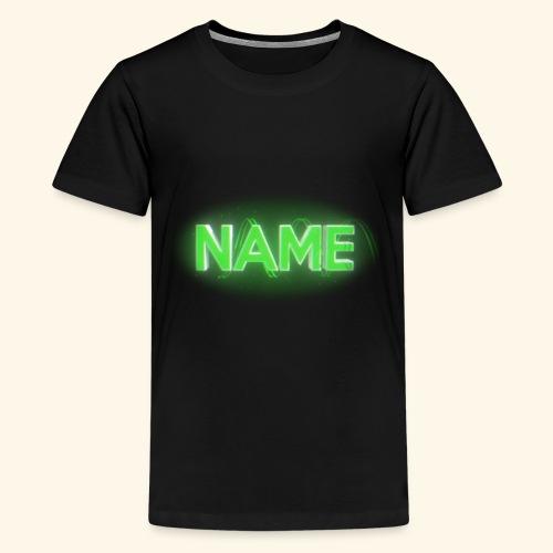 Name - Kids' Premium T-Shirt