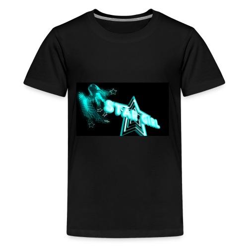 STAR GIRL Baby Blue - Kids' Premium T-Shirt