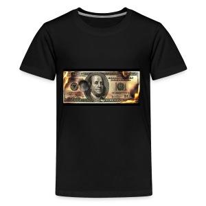 Money to burn - Kids' Premium T-Shirt
