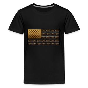 AMERICAN MONEY - Kids' Premium T-Shirt