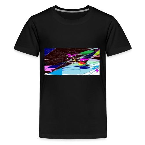 my world - Kids' Premium T-Shirt