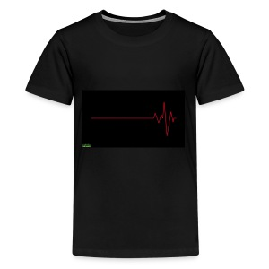 Heart Beat - Kids' Premium T-Shirt