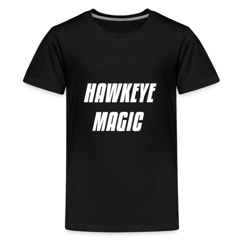 HAWKEYE MAGIC T SHIRT - Kids' Premium T-Shirt