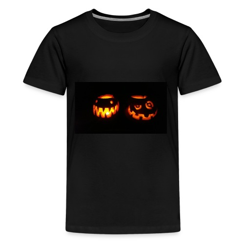 Halloween Pumpkins - Kids' Premium T-Shirt