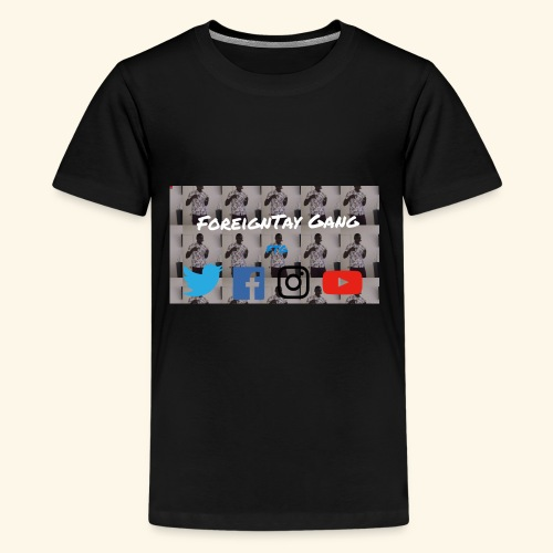 ForeignTay Gang - Kids' Premium T-Shirt