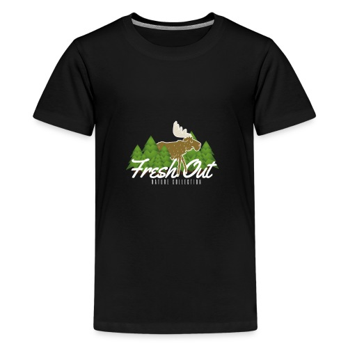 Fresh Out Nature Collection - Kids' Premium T-Shirt