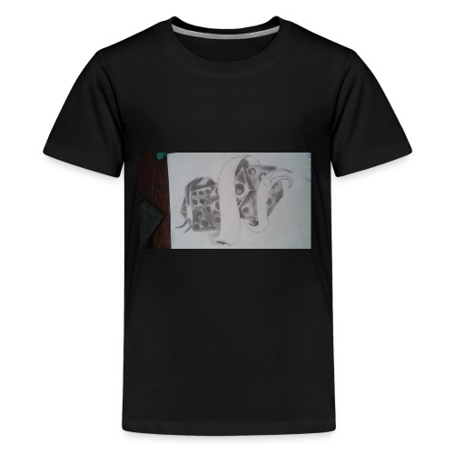 My drawing - Kids' Premium T-Shirt