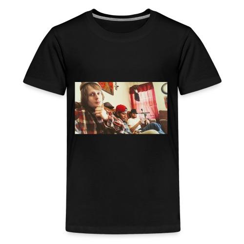 ScRAP Miguel And D - Kids' Premium T-Shirt
