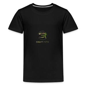 SB Logo camo png - Kids' Premium T-Shirt