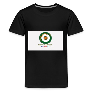 David Doyle Arts & Photography Logo - Kids' Premium T-Shirt