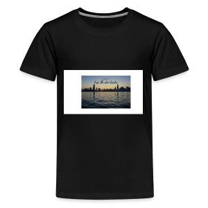 Fuse The clan leader - Kids' Premium T-Shirt