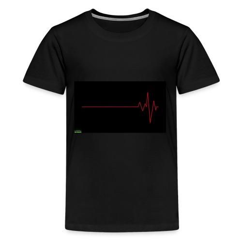 Heart Beat - Kids' Premium T-Shirt