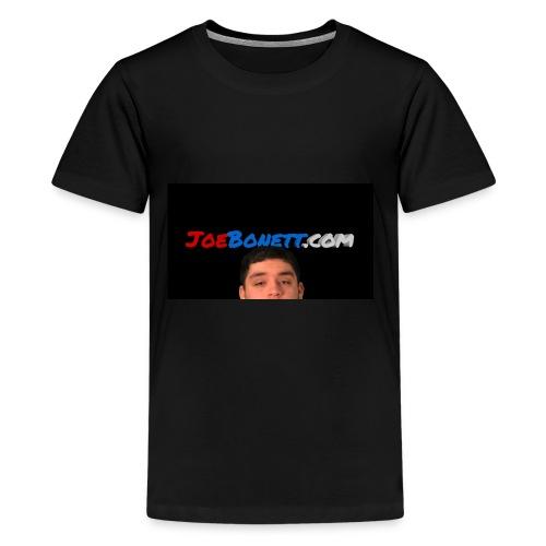 JoeBonett.com - Kids' Premium T-Shirt