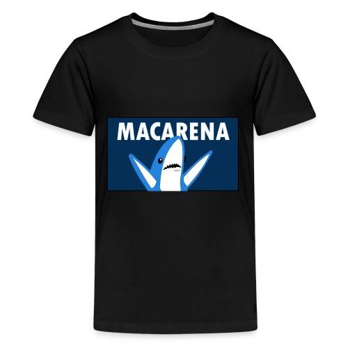 macarena shark - Kids' Premium T-Shirt