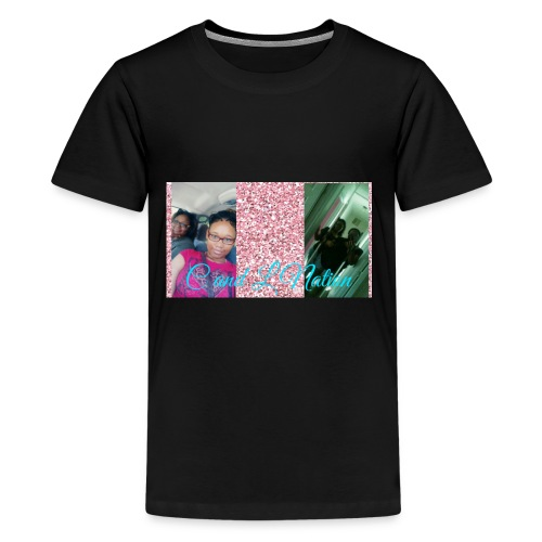 c and l nation - Kids' Premium T-Shirt
