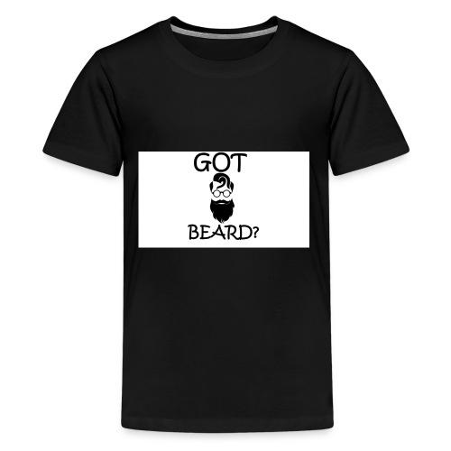 Got Beard? - Kids' Premium T-Shirt