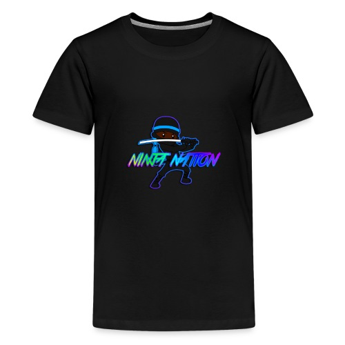Ninja Nation - Kids' Premium T-Shirt