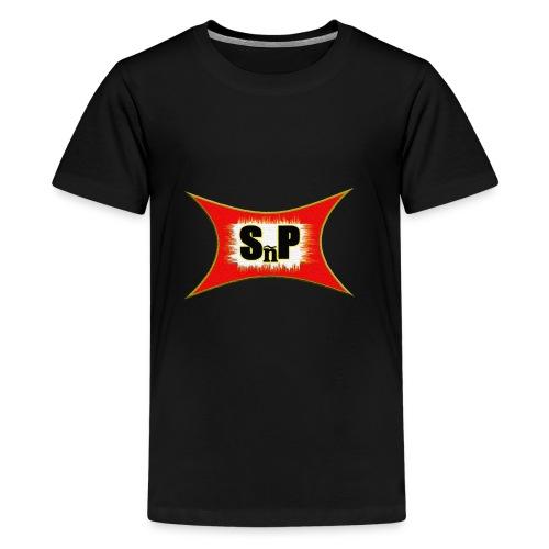 sk8NPLay Logo - Kids' Premium T-Shirt