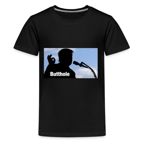 Trump Butthole - Kids' Premium T-Shirt