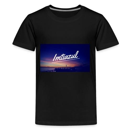Copy of imtiazul - Kids' Premium T-Shirt