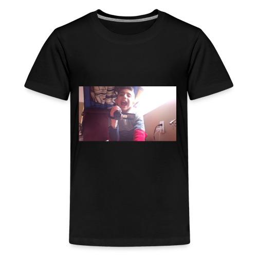 stevebrostuntmant shirt - Kids' Premium T-Shirt
