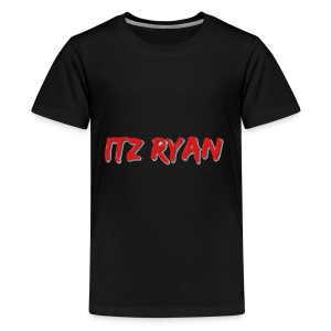 Itz Ryan Clothing - Itz Ryan Logo - Kids' Premium T-Shirt
