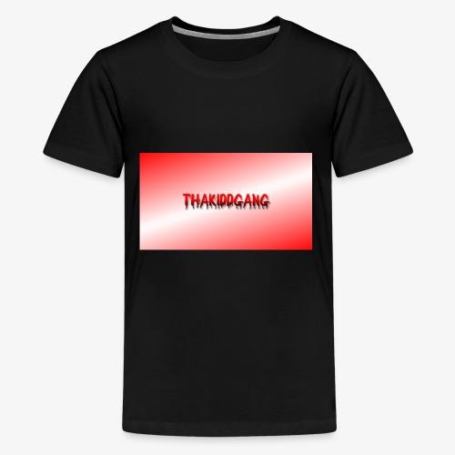 thakiddgang drippy - Kids' Premium T-Shirt