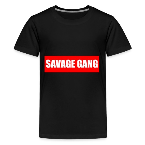 savage gang - Kids' Premium T-Shirt