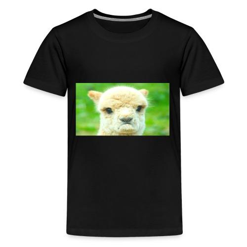 LLAMA GOAT merchandise - Kids' Premium T-Shirt