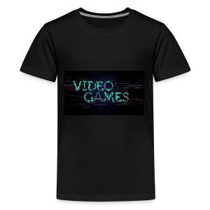 Video games - Kids' Premium T-Shirt