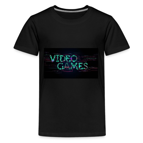 Video games - Kids' Premium T-Shirt