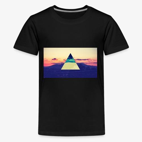 galaxy sweatshirt - Kids' Premium T-Shirt