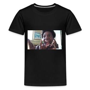Screaming Face - Kids' Premium T-Shirt