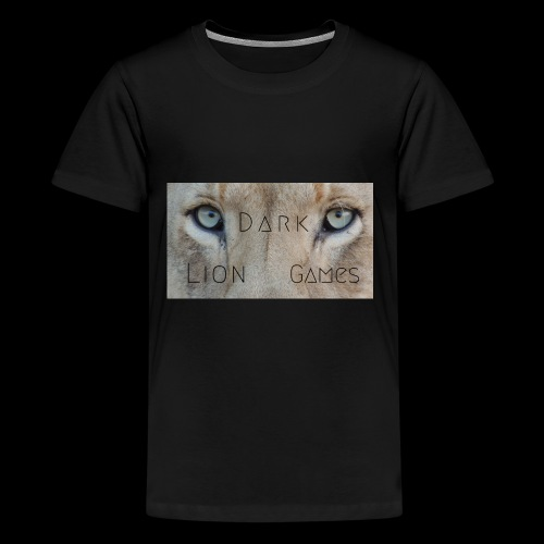 DarkLionGames - Kids' Premium T-Shirt