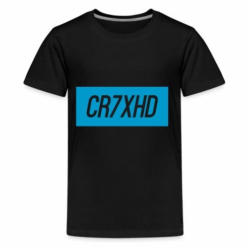 CR7XHDShirtLogo - Kids' Premium T-Shirt