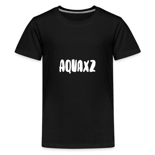 Aquaxz Merch Shirt - Kids' Premium T-Shirt