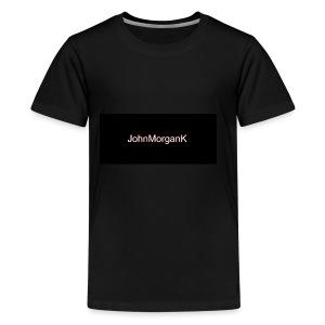 JohnMorganK - Kids' Premium T-Shirt