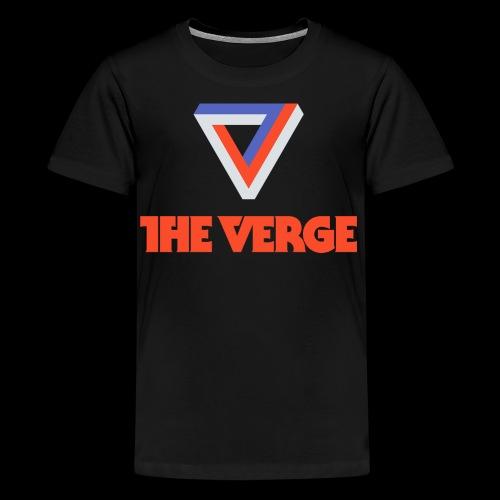 V and txt - Kids' Premium T-Shirt