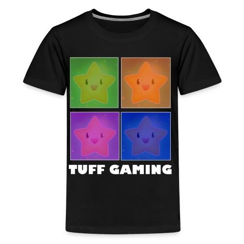 Artsy Tuff - T-Shirts - Kids' Premium T-Shirt