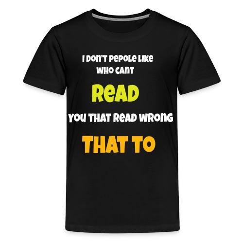 TRICKS - Kids' Premium T-Shirt