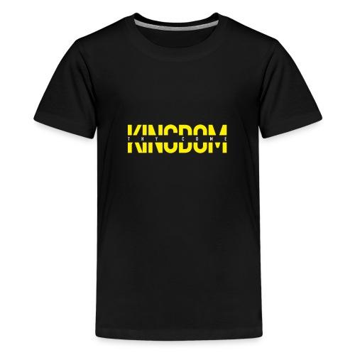 THY KINGDOM COME - Kids' Premium T-Shirt