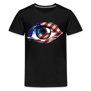 American Eye - Kids' Premium T-Shirt
