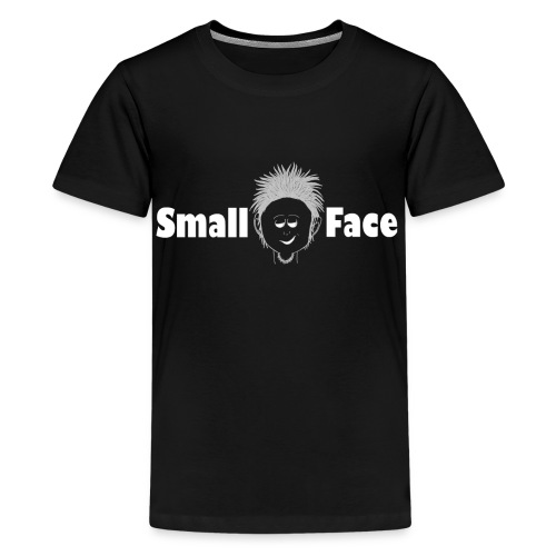 Small Face Logo - Kids' Premium T-Shirt