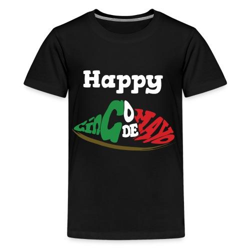 Happy Cinco de Mayo - Kids' Premium T-Shirt