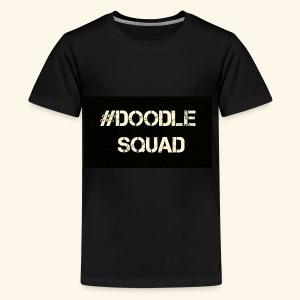 DOODLE SQUAD special edition kids t shirt - Kids' Premium T-Shirt