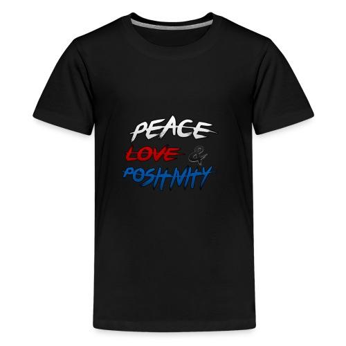 PL&P Logo - Kids' Premium T-Shirt