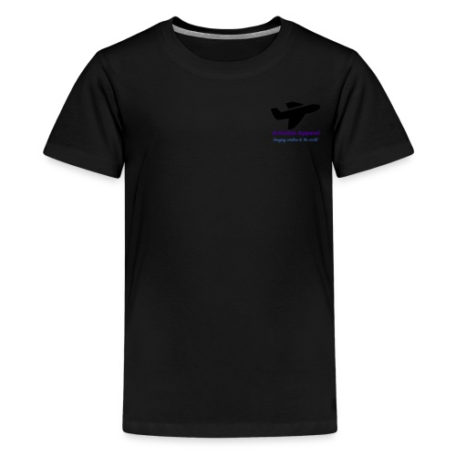 Aviation Apparel | bringing aviation to the world - Kids' Premium T-Shirt
